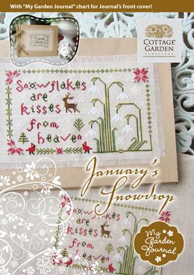 January's Snowdrop