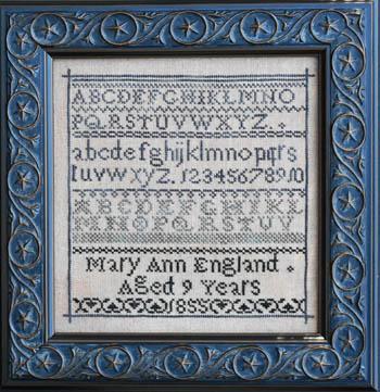 Mary Ann England