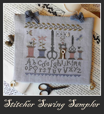 Stitcher Sewing Sampler