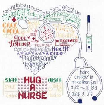 Let's Hug A Nurse