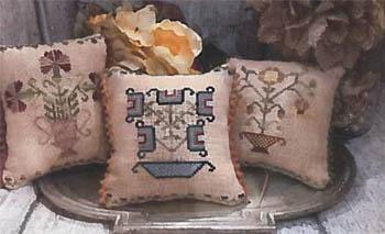 Flowers Pot Pillows