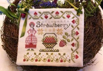 Dinah's Garden - Strawberry