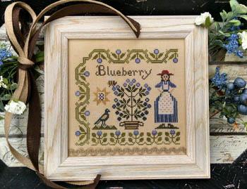 Dinah's Garden - Blueberry