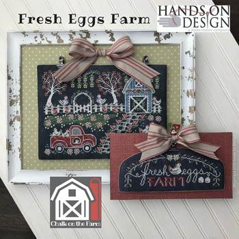 Fresh Eggs Farm - Chalk On TheFarm