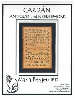 Maria Bergen 1812