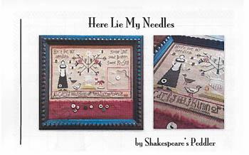 Here Lie My Needles
