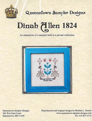 Dinah Allen 1824