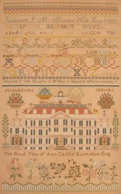 Elizabeth JM Mears 1833