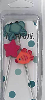 Oh Say Can You Sea Pin-Mini Pack (HOD)