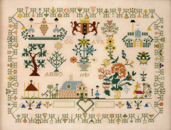 Dutch Sampler 1787
