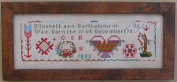 Elizabeth Ann Bartholomew