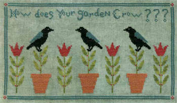 How Does Your Garden Crow