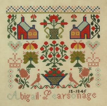 Abigail Pearson 1845