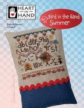 Bird In The Hand - Summer (w/embellishment)