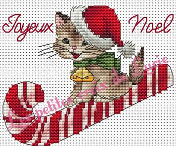 Joyeux Noel Chaton (ChristmasCat)