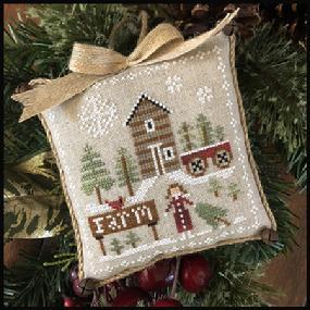 Farmhouse Christmas 6 - Pinewood Farm