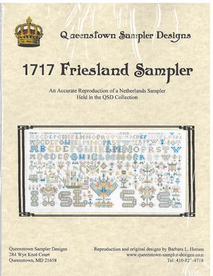 1717 Friesland Sampler