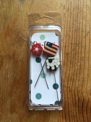All-American Ewe Pin-Mini Pack(SB)
