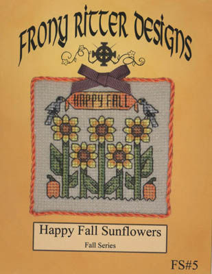 Happy Fall Sunflowers