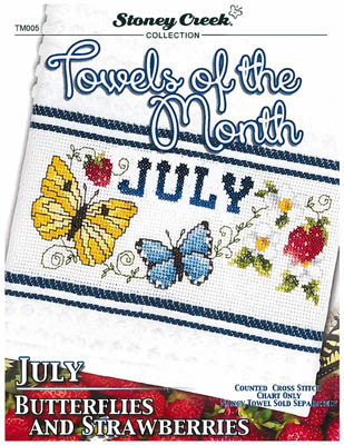 Towels Of The Month - July