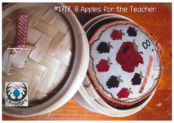 8 Apples For The Teacher