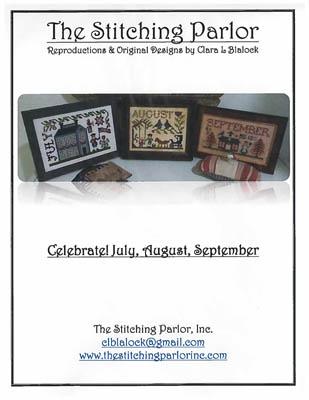Celebrate (July, August, September)
