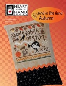 Bird In The Hand - Autumn (w/embellishment)