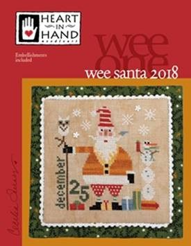 Wee One - Santa 2018 (w/embellishments)