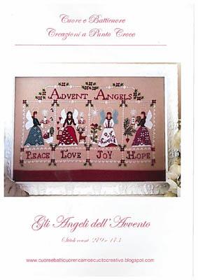 Gli Angeli Dell'Avvento (Advent Angels)