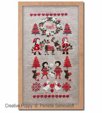 Nordic Christmas Banner