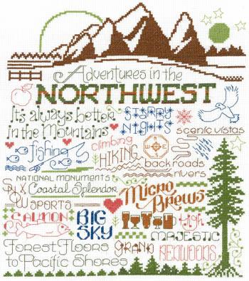 Let's Visit The Northwest
