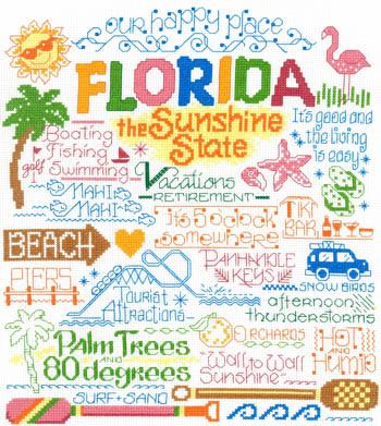 Let's Visit Florida