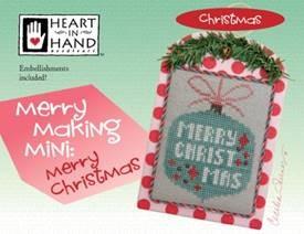 Merry Making Mini - Merry Christmas