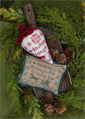 Jingle Bells Caroling Berries