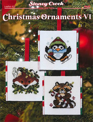 Christmas Ornaments VII (420)