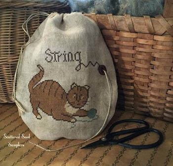 Miss Kitty's String Bag