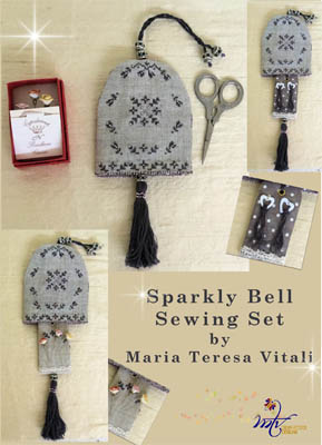 Sparkly Bell Sewing Set