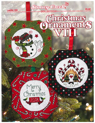 Christmas Ornaments VIII