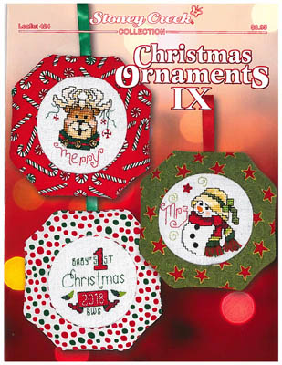 Christmas Ornaments IX