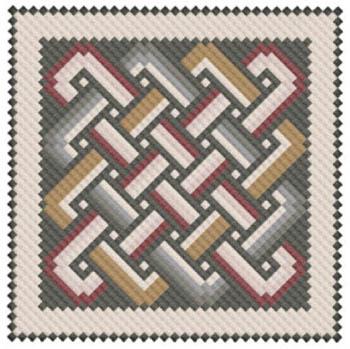Antioch Mosaic Knotwork