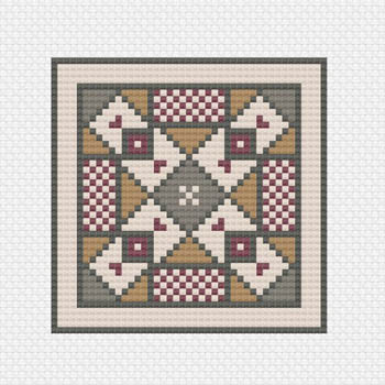 Anitoch Mosaic Quilt Block