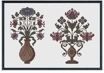 Margaretha's Flower Jugs