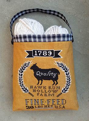 Sheep Feed Sack