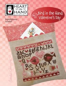 Bird In The Hand - Valentine'sDay (w/embellishments)