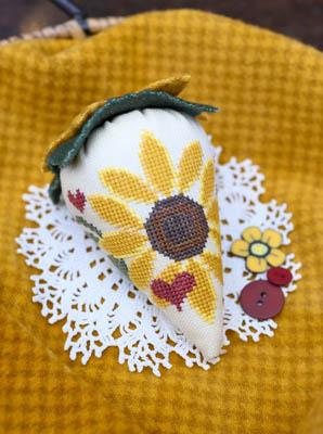 Sunshine Berry - Linen