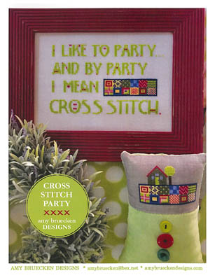Cross Stitch Party