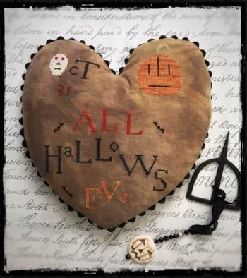 All Hallows Eve Heart