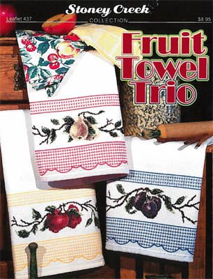 Fruit Towel Trio