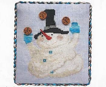 Pudgy Little Snowman