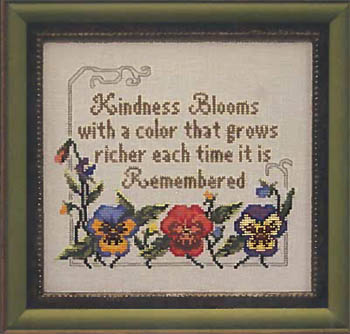 Kindness Blooms